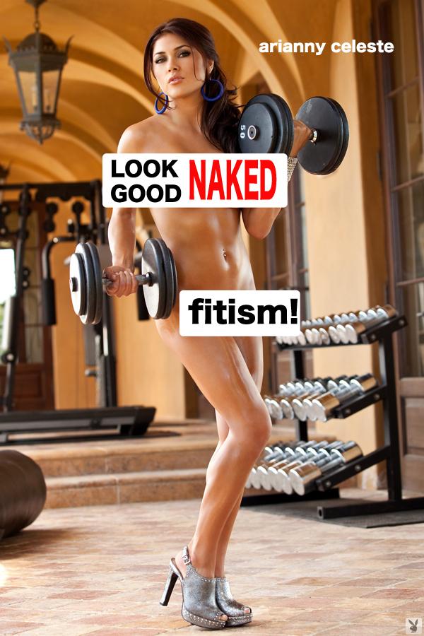 фото красивых голых спортсменок